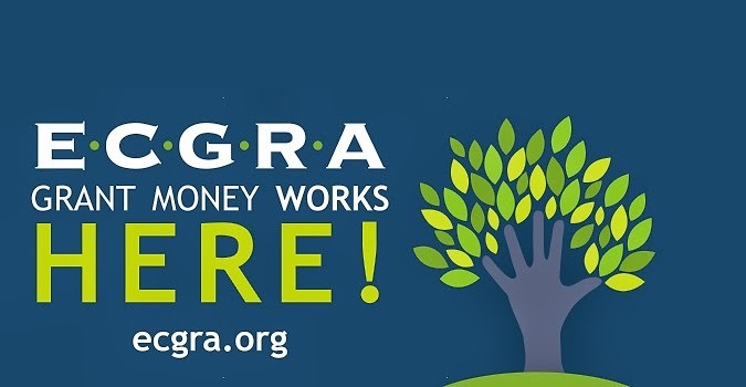 ECGRA Grant Money Works Here!
