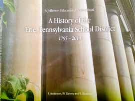 History of Erie PA School District