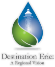 Destination Erie Logo