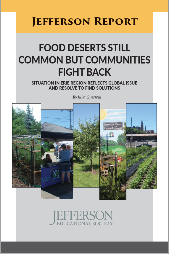 Jefferson Report Targets Food Deserts