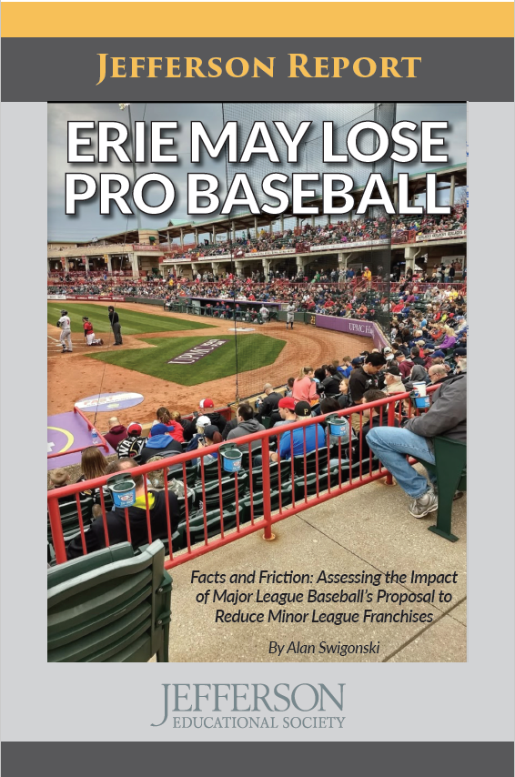 Jefferson Report on Erie Baseball Released