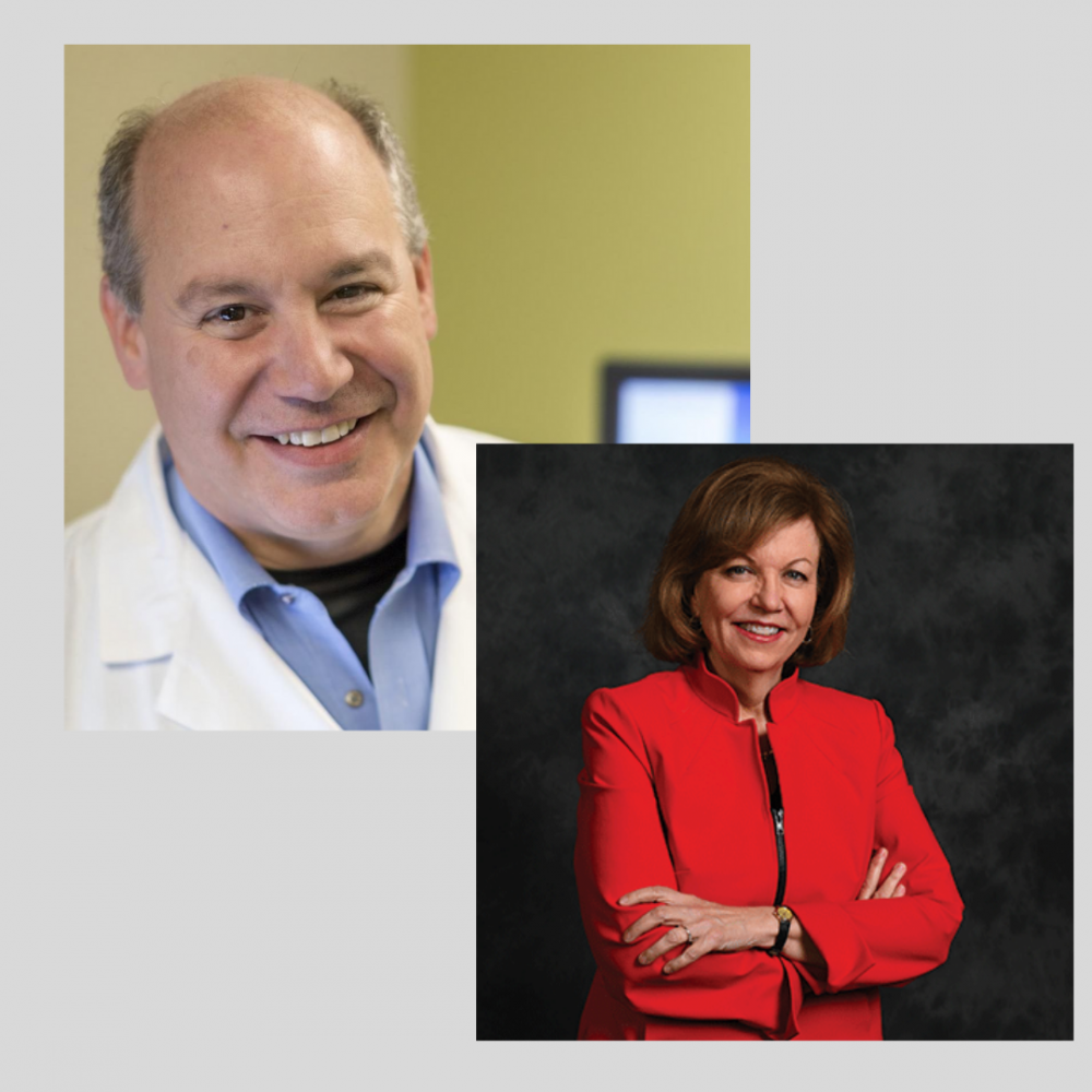 Do you know Dr. Michael Saag or Susan Page?