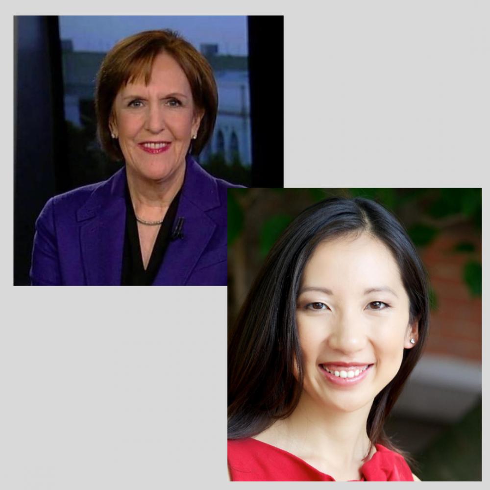 Do you know Karen Tumulty or Dr. Leana Wen?