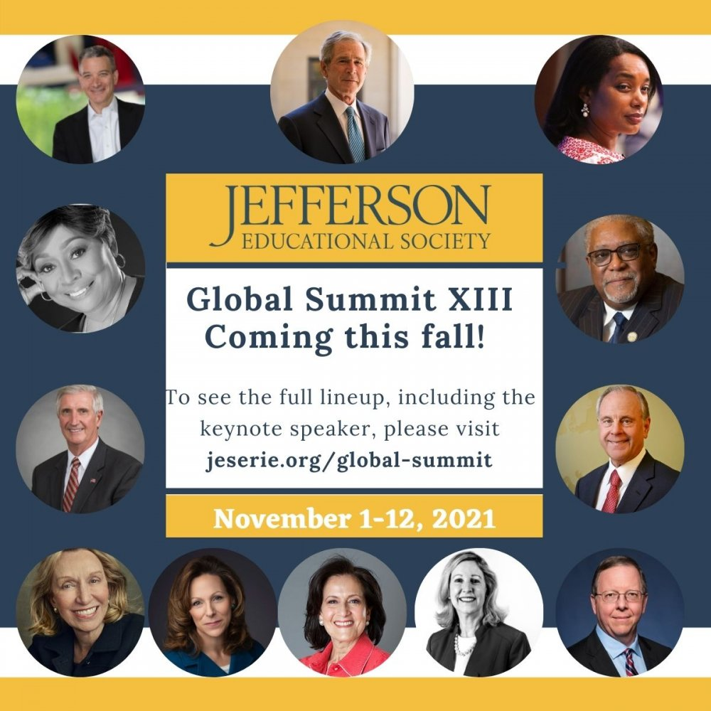 Secure your Global Summit XIII tickets
